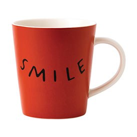 ED Ellen DeGeneres Crafted by Royal Doulton - Smile Mug 450ml