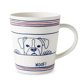 ED Ellen DeGeneres collection - Mug Dog 450ml