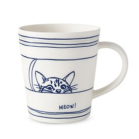 ED Ellen DeGeneres collection - Mug Cat 450ml
