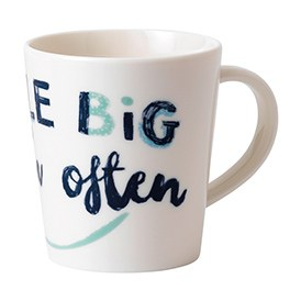 ED Ellen DeGeneres collection - Smile Big Mug 450ml