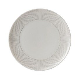 ED Ellen DeGeneres Crafted by Royal Doulton – Plate 21cm Taupe Stripe