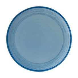 ED Ellen DeGeneres collection - Plate 21cm Brushed Glaze Polar Blue