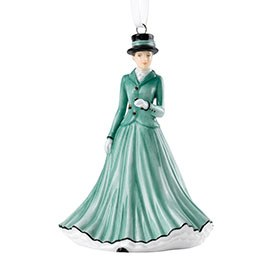 Royal Doulton We Wish You a Merry Christmas HN 5864