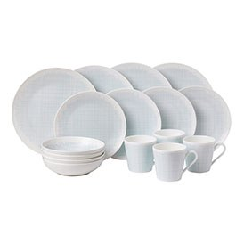 Donna Hay for Royal Doulton Linen Blue 16 Piece Set
