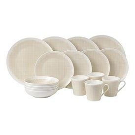 Donna Hay for Royal Doulton Linen Mink 16 Piece Set