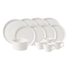 Donna Hay for Royal Doulton Coastal White 16 Piece Set
