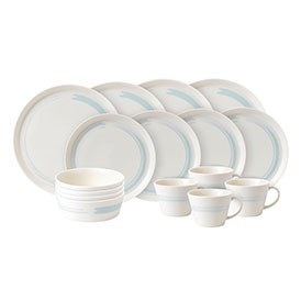 Donna Hay for Royal Doulton Coastal Brush 16 Piece Set