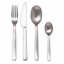 Olio 16 Piece Cutlery Set by Barber Osgerby