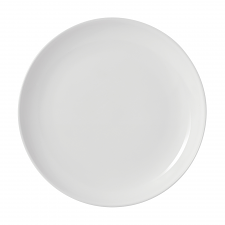 Olio White Side Plate 22cm by Barber Osgerby