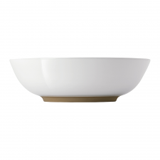 Olio White Bowl 21cm by Barber Osgerby