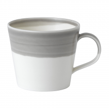 Bowls of Plenty Mug Grey 420ml