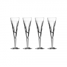 Manhattan Flute Set of 4