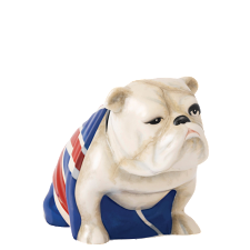 Jack the Bulldog - No Time To Die Edition 2020
