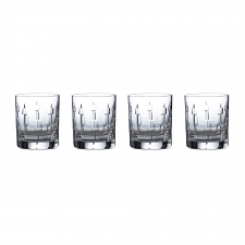 Abacus Nouveau Tumbler Set of 4