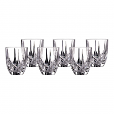 Flame Tumblers Set of 6 300ml