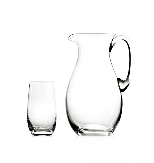 Glass Sets Round Jug Set