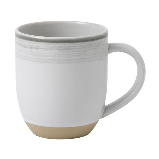 ED Ellen DeGeneres collection - Mug 430ml Brushed Glaze Soft White