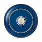 ED Ellen DeGeneres collection - Plate 28cm Brushed Glaze Cobalt Blue