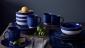 ED Ellen DeGeneres collection - Mug 430ml Brushed Glaze Cobalt Blue
