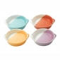 1815 Mini Serving Dishes set of 4 Brights 19cm