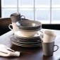 Gordon Ramsay Union Street Cafe Grey 16 Piece Set