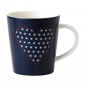 ED Ellen DeGeneres collection - Hearts Mug 450ml