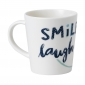 ED Ellen DeGeneres collection - Smile Big Mug 450ml