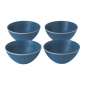 Gordon Ramsay Maze Grill Blue Bowl 16cm Mixed (Set of 4)