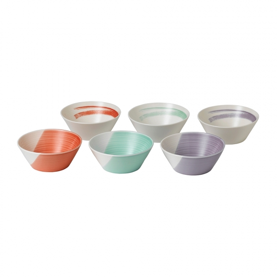 1815 BOLD Cereal Bowls 16cm (Set of 6)