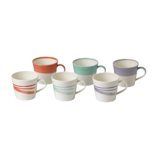 1815 BOLD Mugs 450ml (Set of 6)
