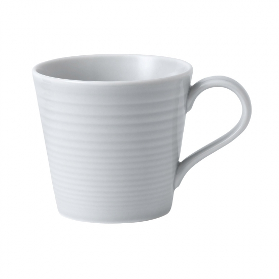 Gordon Ramsay Maze by Royal Doulton Light Grey Mug