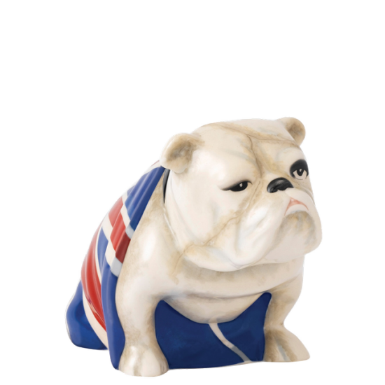 Jack, the Bulldog - No Time To Die Edition 2020