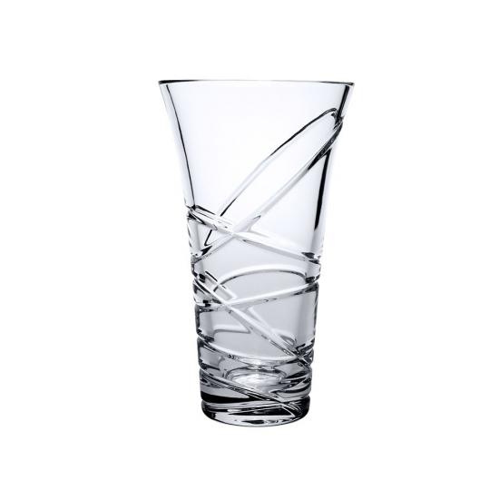Saturn Crystal Giftware Vase 30cm