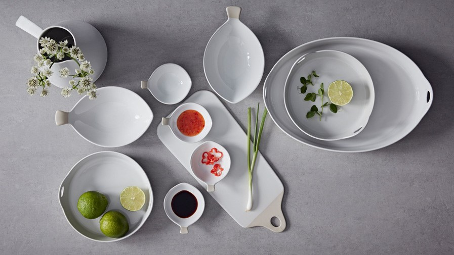 Ceramic Serveware & Accessories