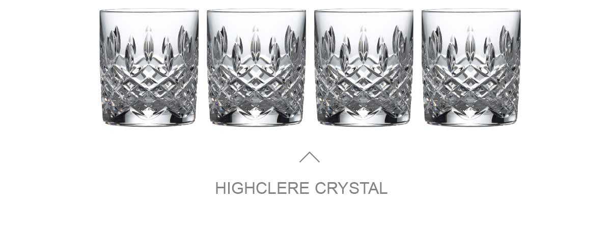 HIGHCLERE CRYSTAL