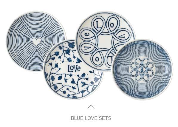 Blue Love Sets