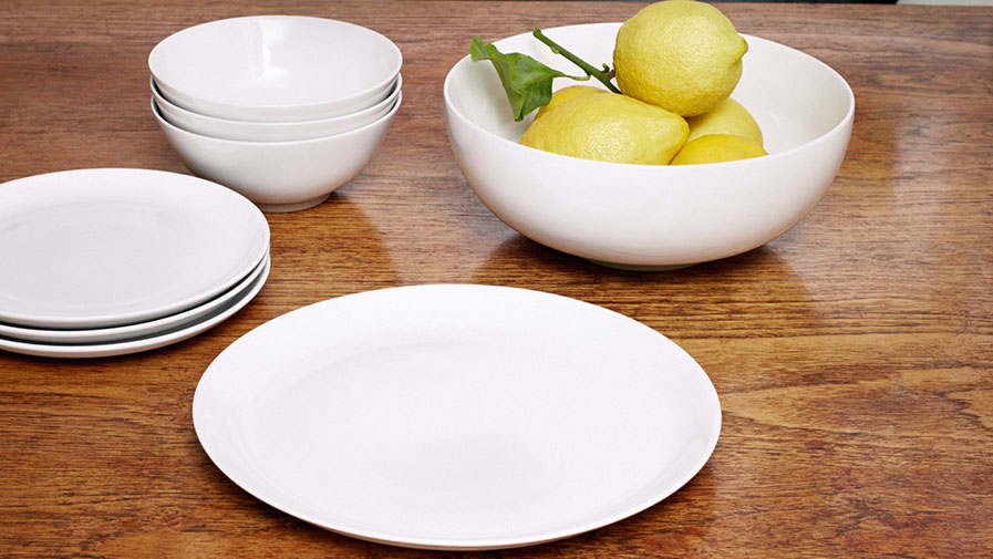 White Tableware Collection